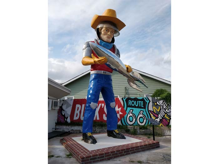 Buck Atom Space Cowboy #3