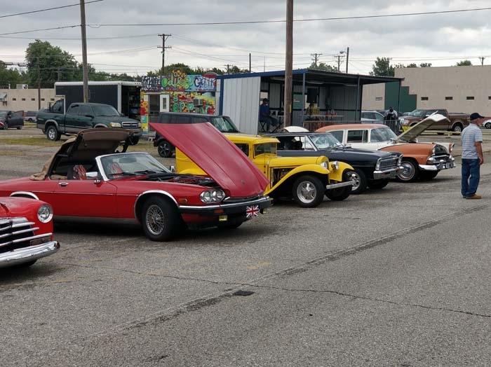 Car rally Commerce OK #2