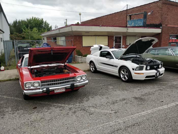 Car rally Commerce OK #3