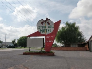 Cotton Boll Motel Canute OK