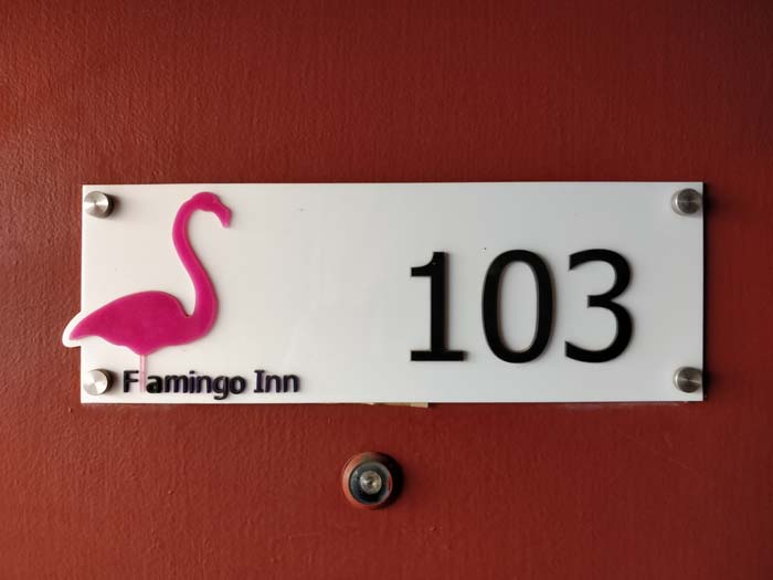 Flamingo Inn Elk City OK #5