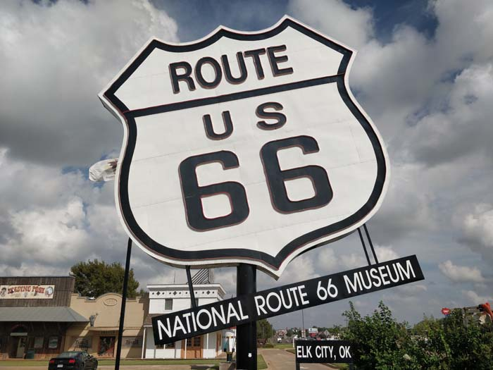 National Route 66 Museum #1