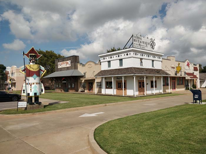 National Route 66 Museum #2