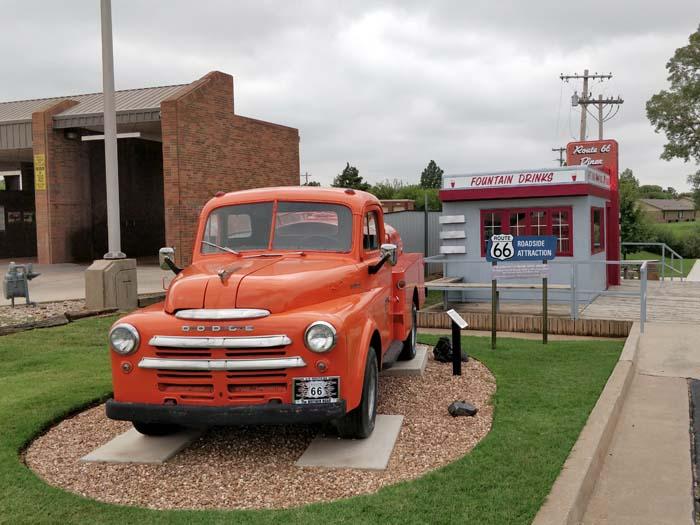 Oklahoma Route 66 Museum #2