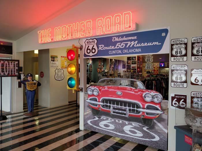 Oklahoma Route 66 Museum #3