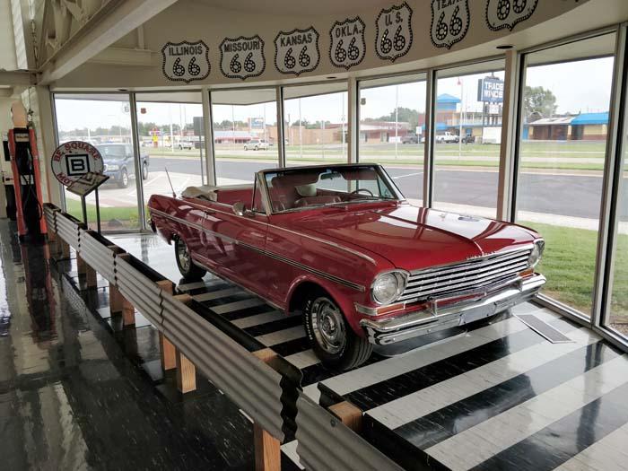 Oklahoma Route 66 Museum #4
