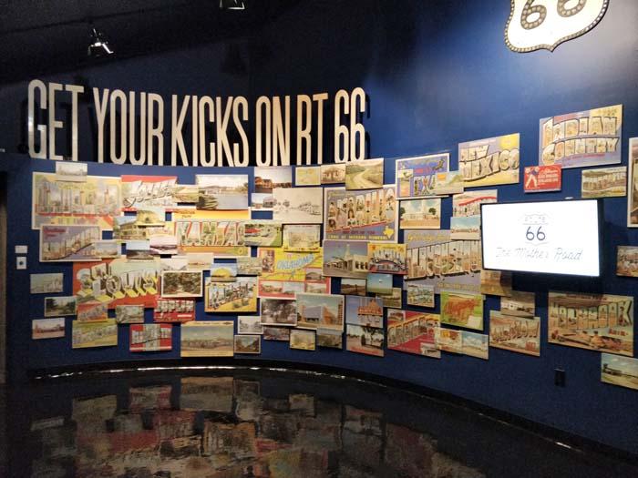 Oklahoma Route 66 Museum #5