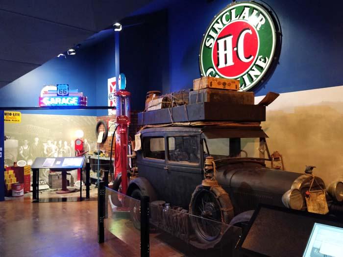 Oklahoma Route 66 Museum #6