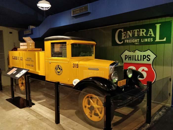 Oklahoma Route 66 Museum #7