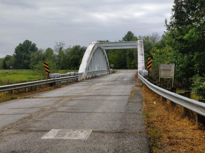 Rainbow Curve Bridge Baxter Springs KS #2