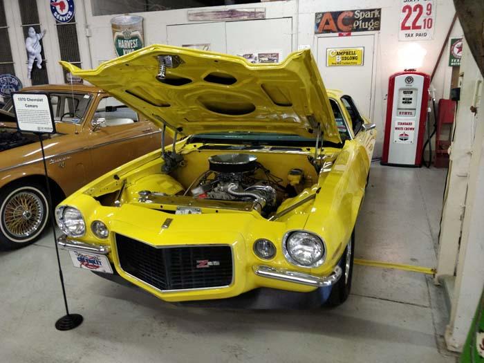 Route 66 Car Museum - Chevrolet Camaro