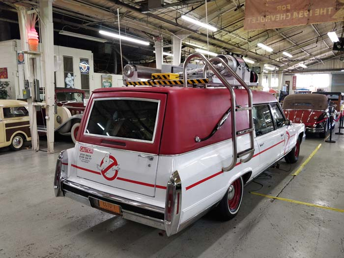Route 66 Car Museum - Ghostbusters ECTO-1 #2