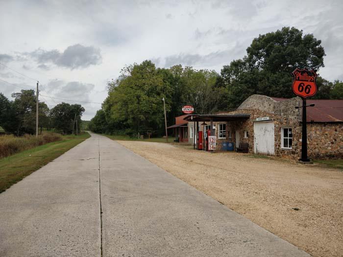 Spencer Service Station Miller MO #1