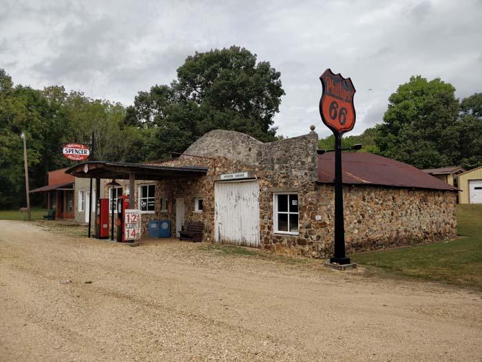 Spencer Service Station Miller MO #2