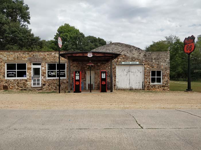 Spencer Service Station Miller MO #3