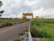 Tiger Creek Bridge, Sayre, OK