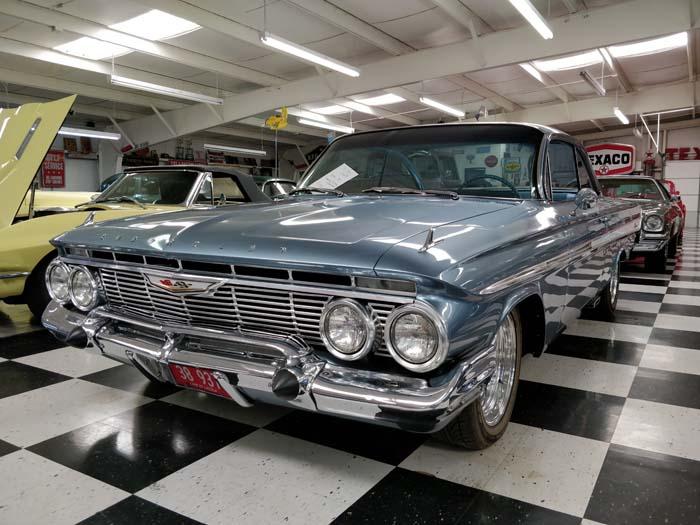 1961 Chevy Impala #1
