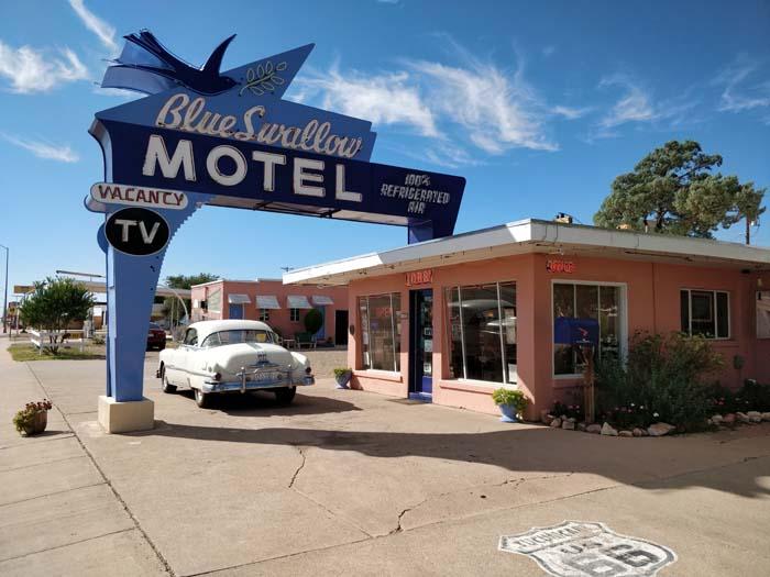 Blue Swallow Motel #1