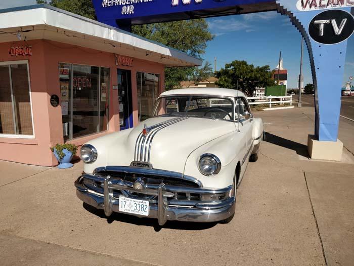 Blue Swallow Motel #2