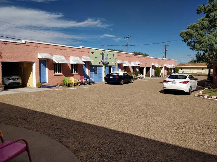 Blue Swallow Motel #5