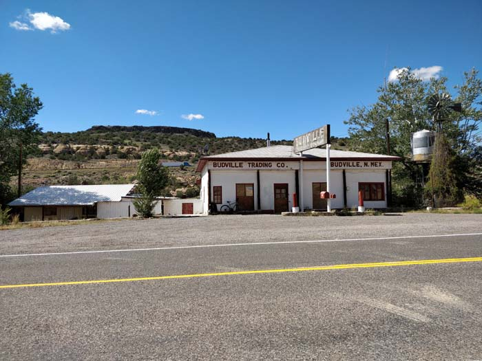 Budville Trading Co, Buville, NM #1