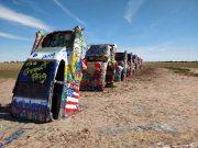 Cadillac Ranch #4