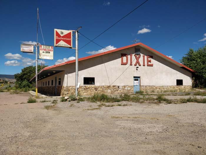 Dixie Bar, Budville, NM