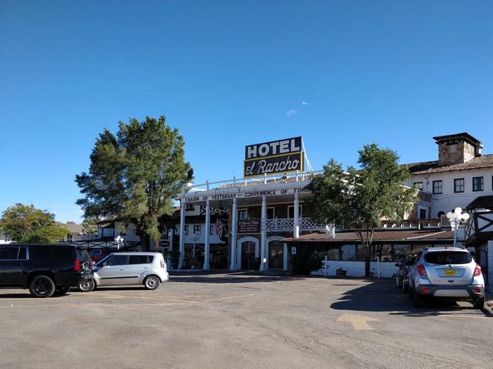 El Rancho Hotel, Gallup, NM #1