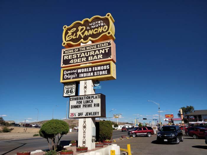 El Rancho Hotel, Gallup, NM #3