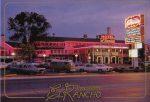 El Rancho Hotel postcard