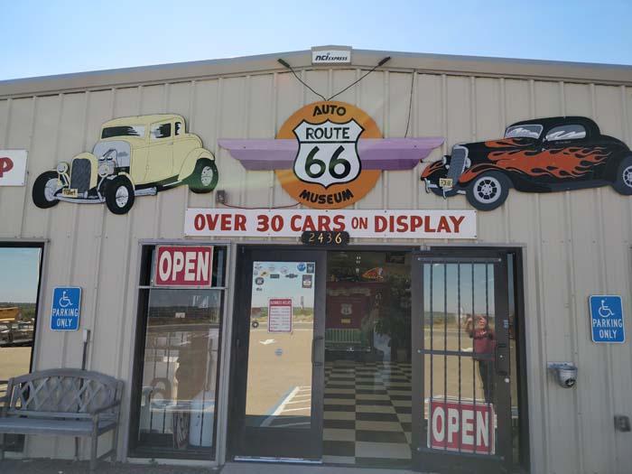 Route 66 Auto Museum #1