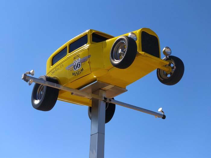 Route 66 Auto Museum #2