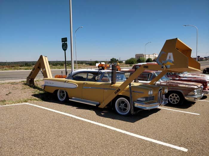 Route 66 Auto Museum #3