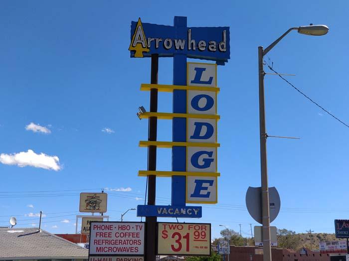 Route 66, Gallup, NM #2