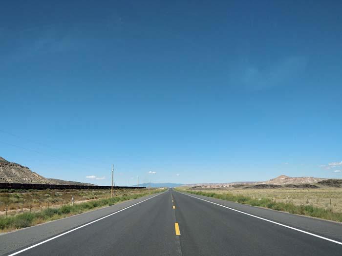 Route 66, Laguna, NM