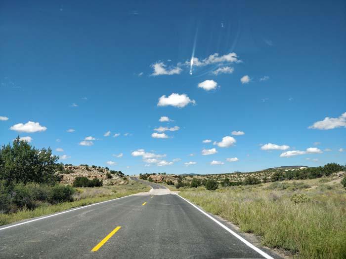Route 66, New Laguna, NM