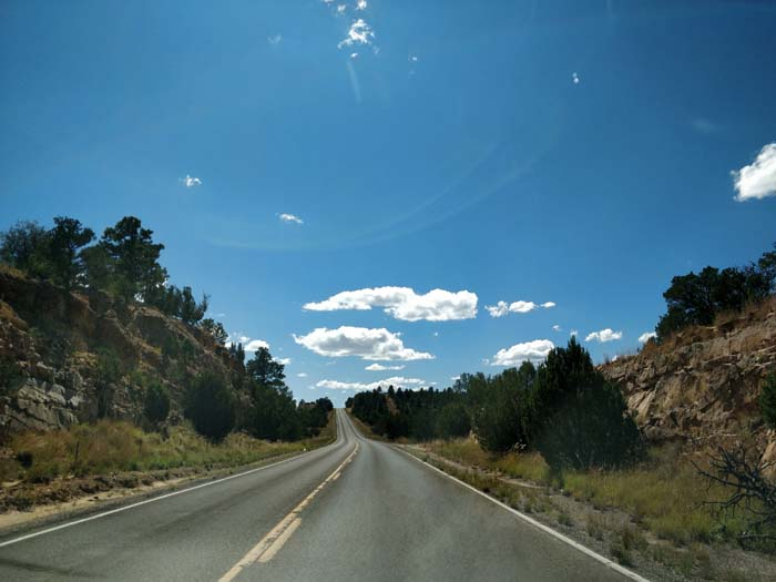 Route 66, south of Tecolote, NM #1