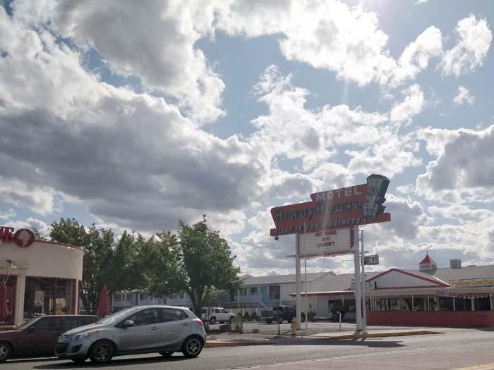 Rt 66 entering Albuquerque #3
