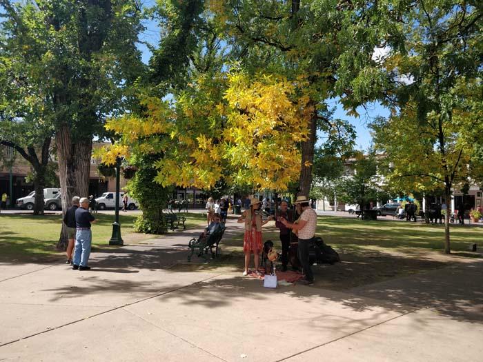 Santa Fe Plaza #2