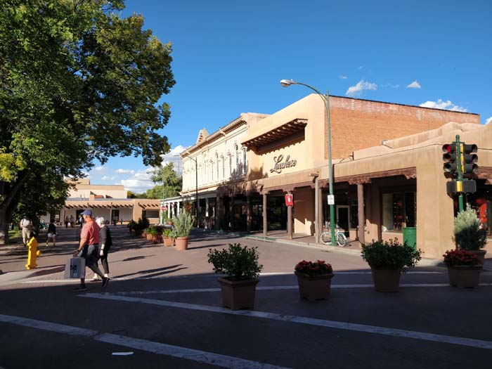 Santa Fe Plaza #4