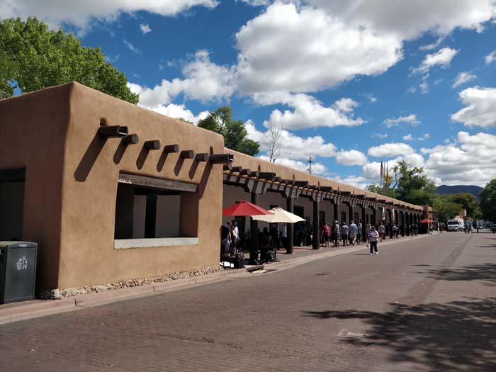 Santa Fe Plaza #6