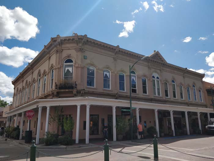 Santa Fe Plaza #7