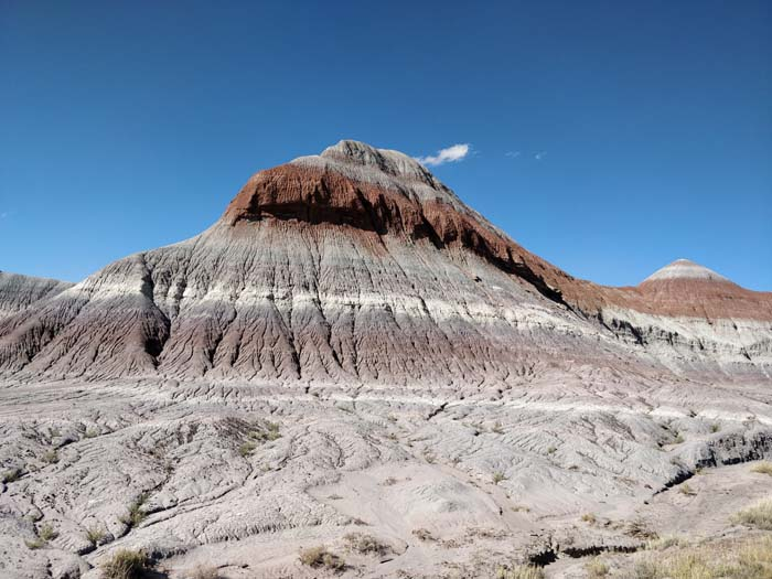 The Tepees, Petrified Forest #2