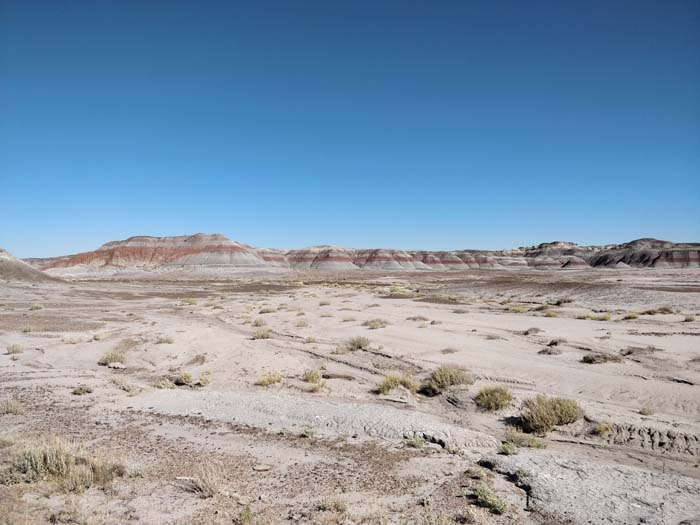 The Tepees, Petrified Forest #3