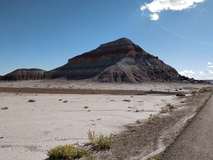 The Tepees, Petrified Forest #4