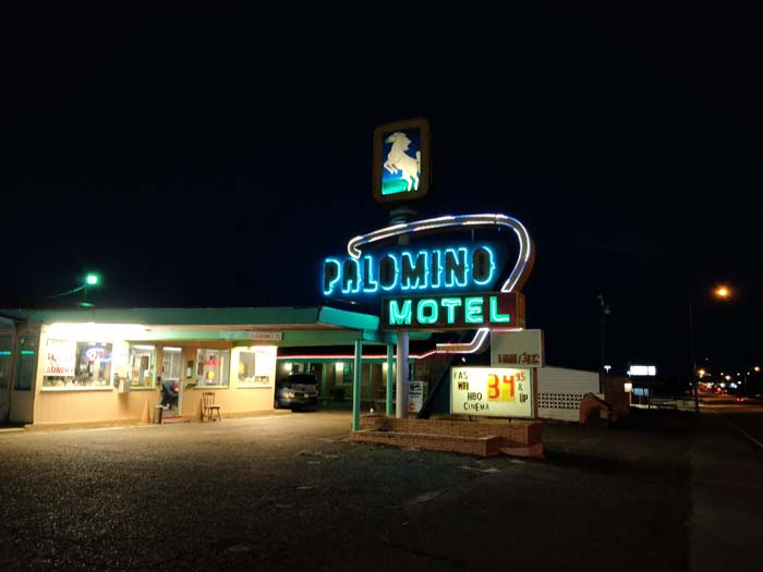 Tucumcari at night #10