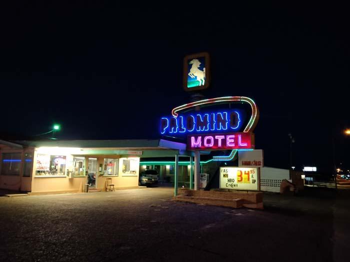 Tucumcari at night #11