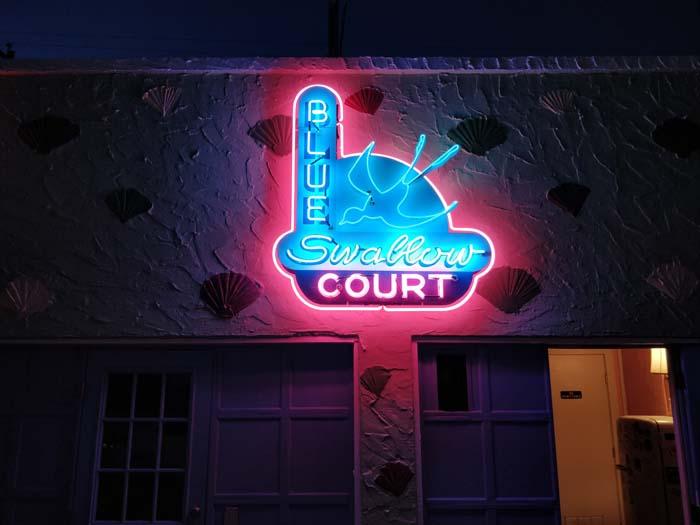 Tucumcari at night #3