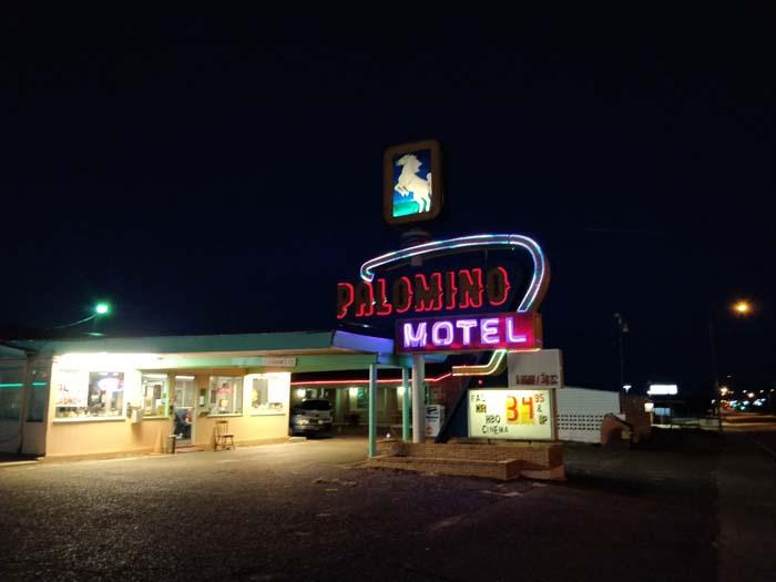 Tucumcari at night #8