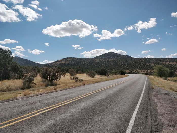Turquoise Trail #1